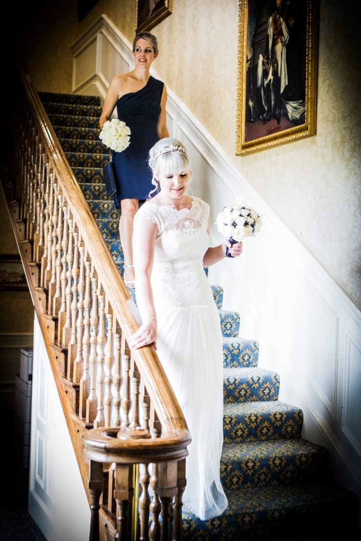 wedding-photography-of-the-bride-at-cranage-hall-cheshire