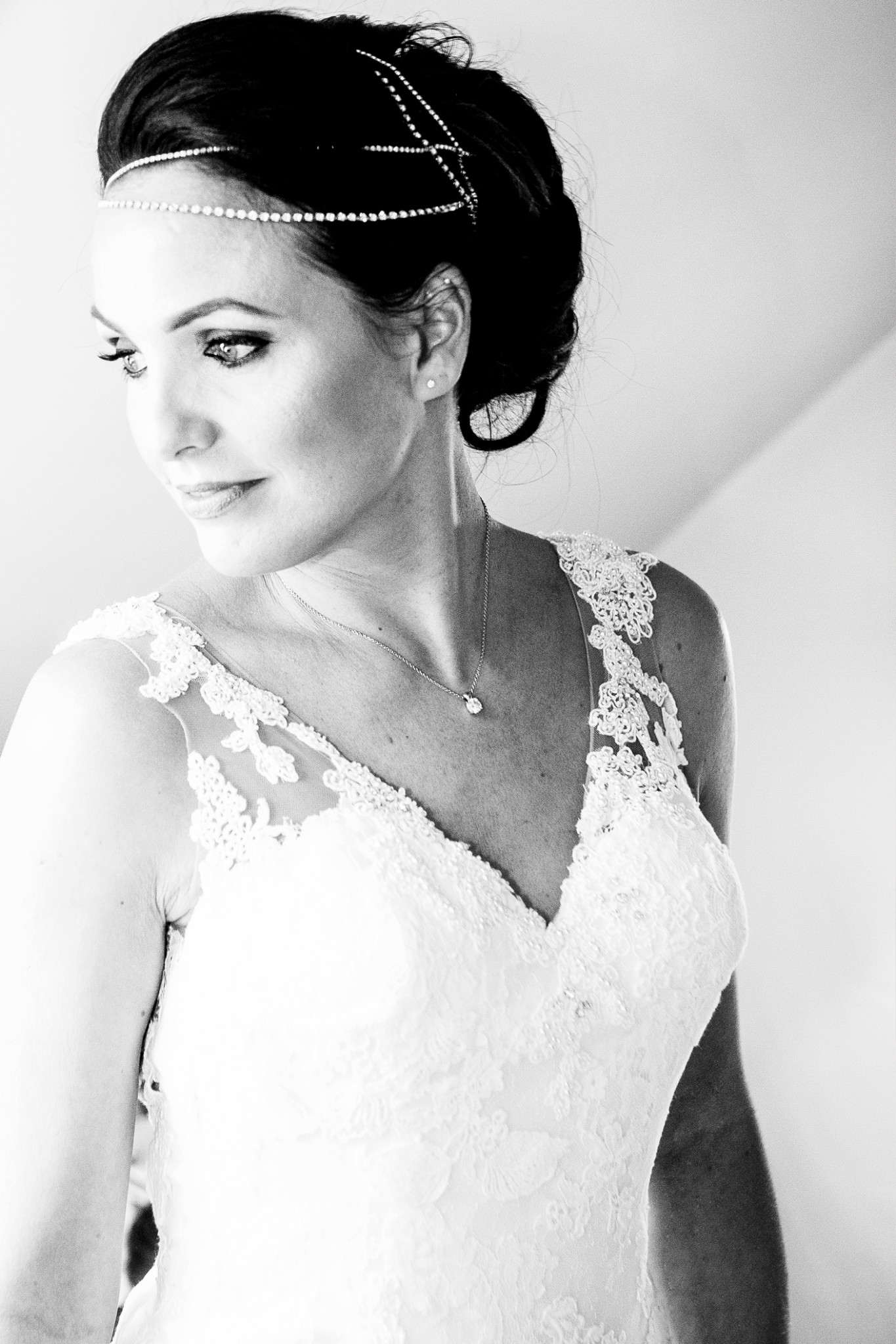 the-bride-before-the-wedding-ceremony-at-The-Oddfellows-Hotel-Chester-in-Cheshire