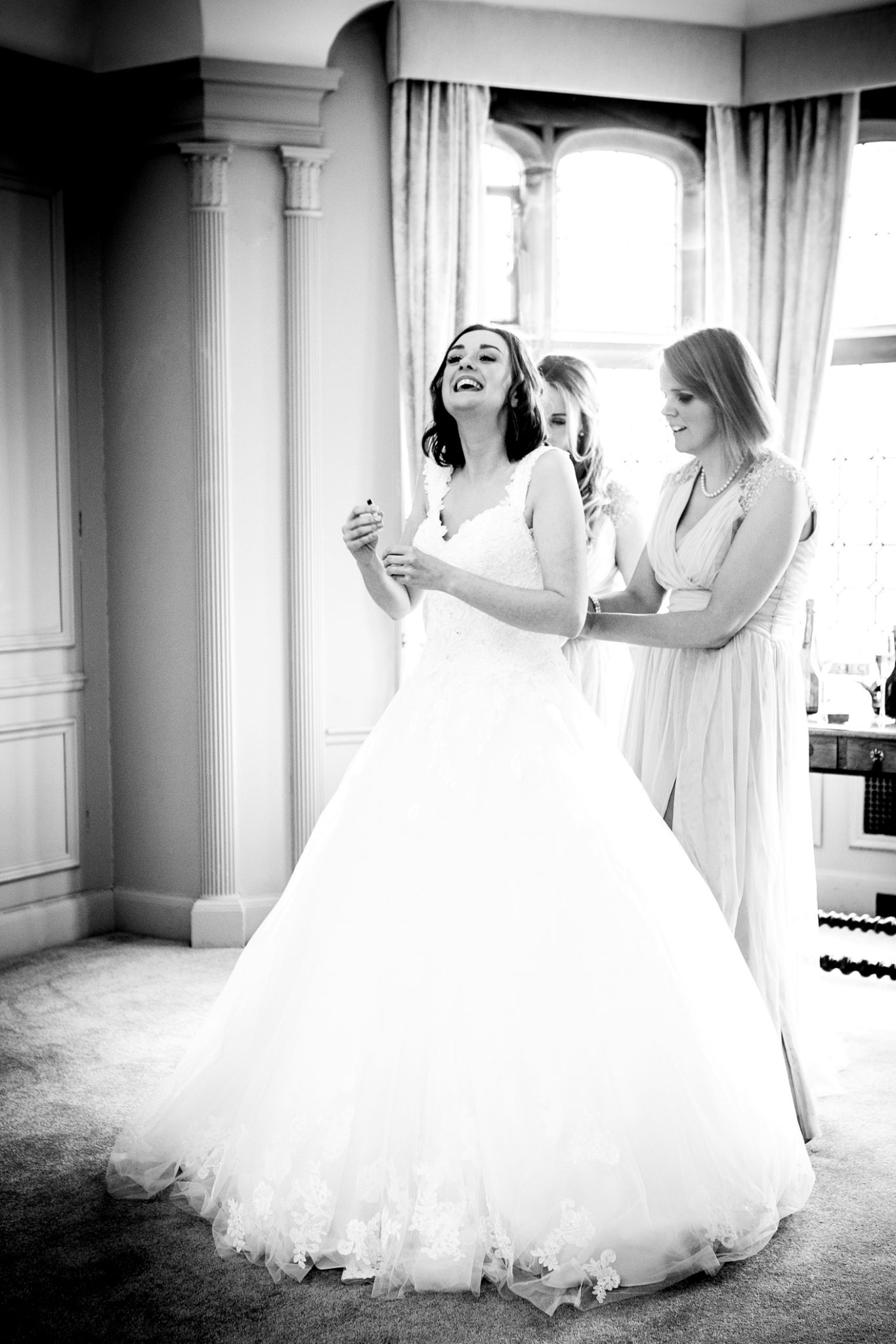photography-of-the-bride-getting-married-at-the-wedding-venue-thornton-manor
