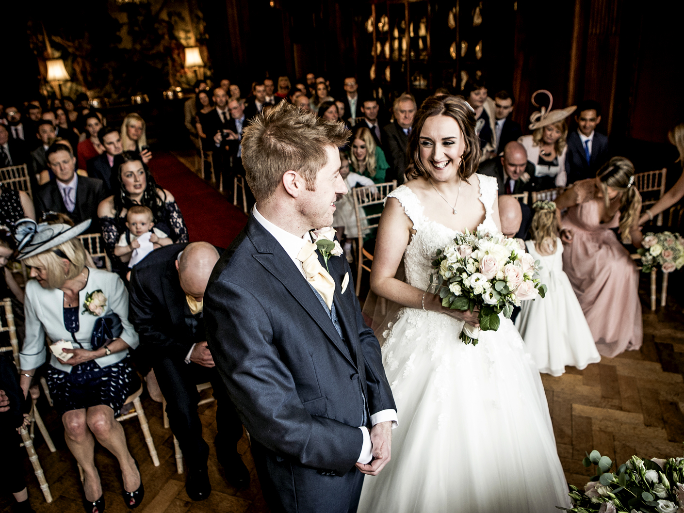 photography-of-the-wedding-vows-at-thornton-manor-wirral