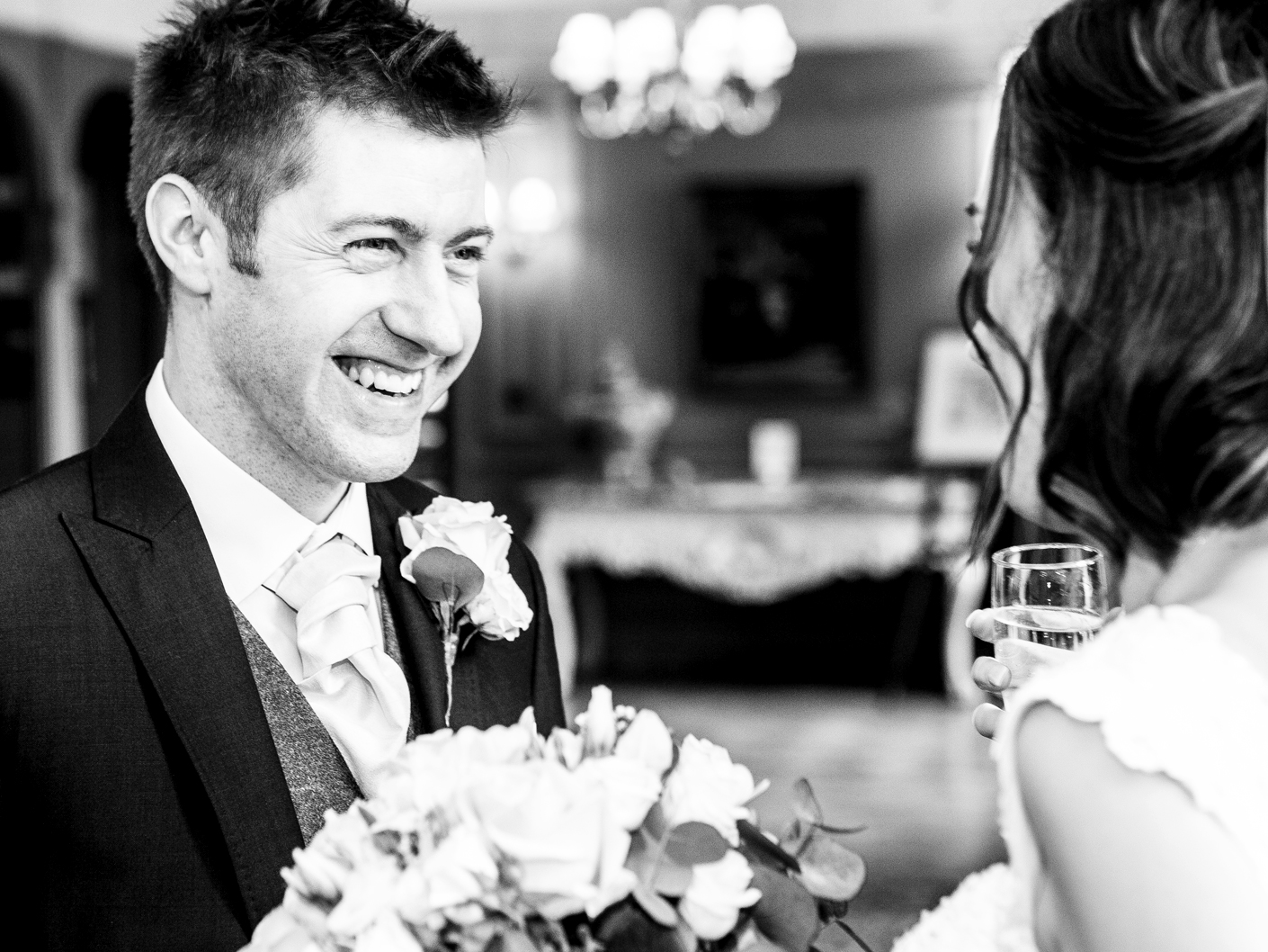 wedding-photography-of-the-groom-after-the-civil-ceremony-at-thornton-manor