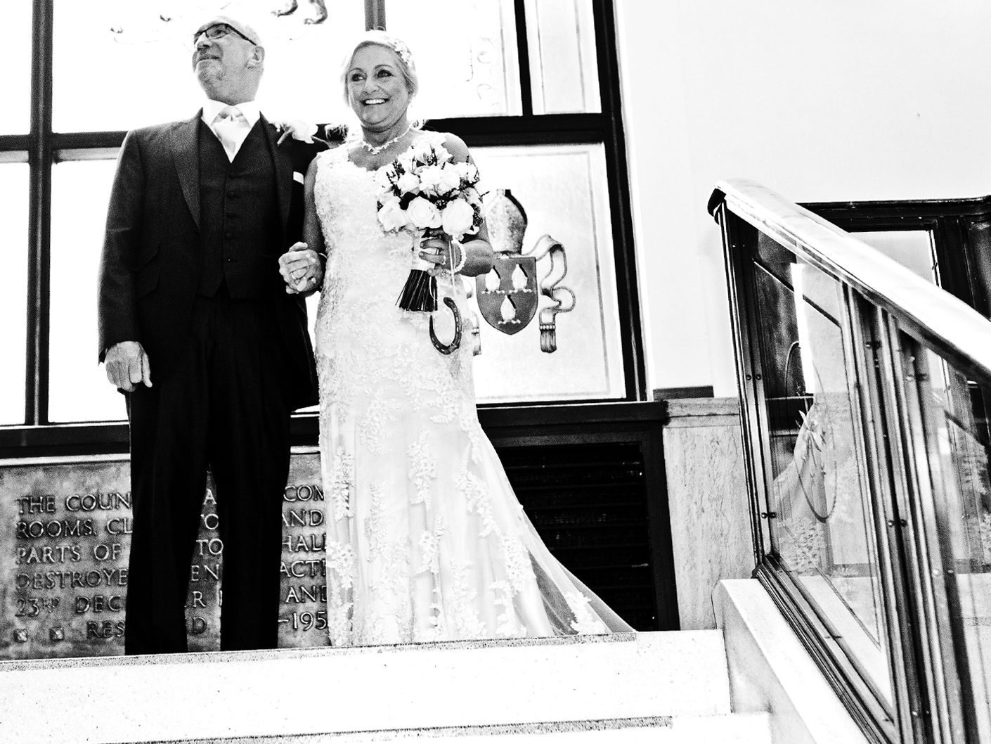 photography-of-the-bride-and-groom-after-the-wedding-ceremony-in-sale-cheshire