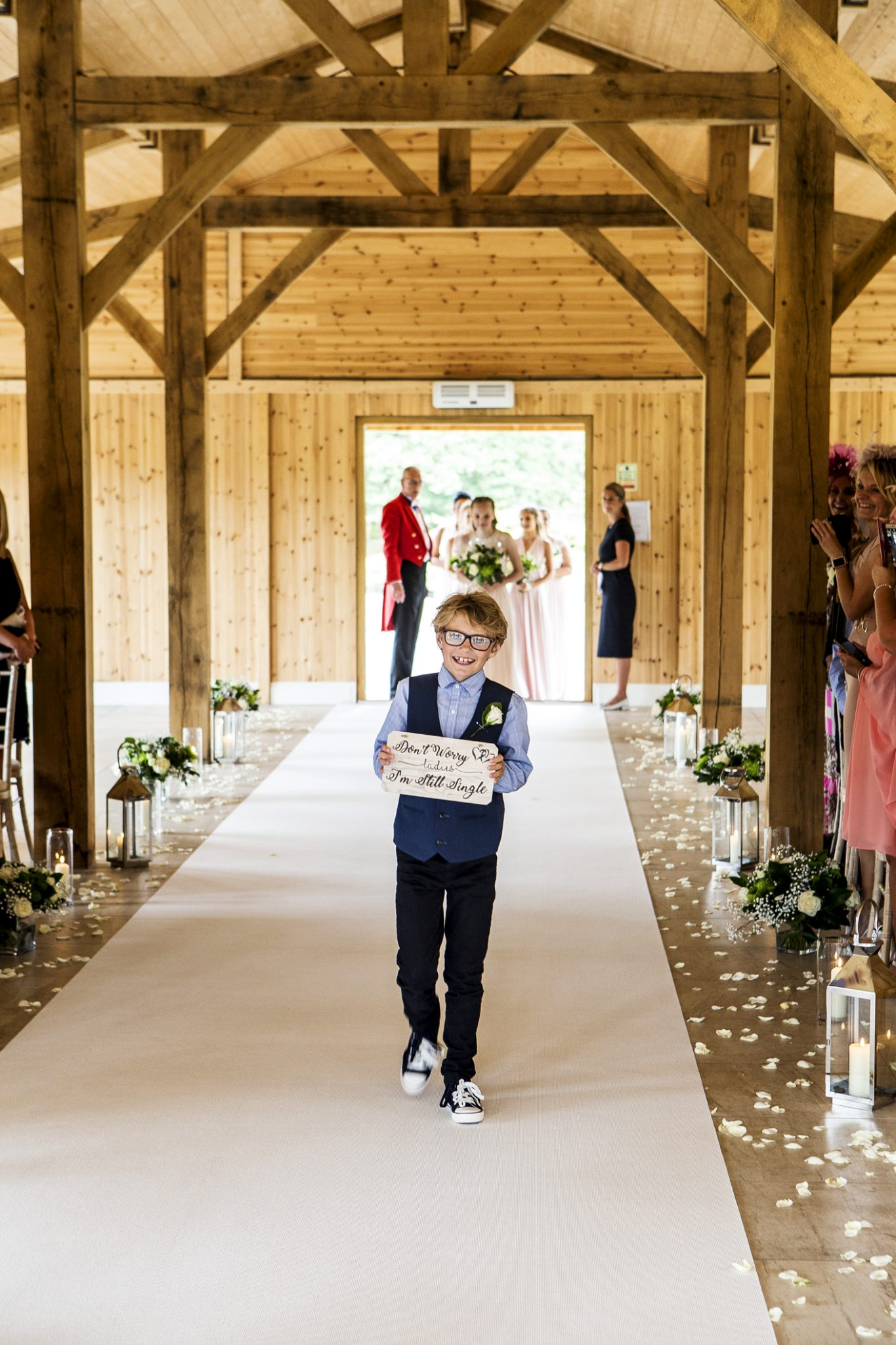 photography-of-the-page-boy-at-the-wedding-ceremony-at-merrydale-manor-cheshire