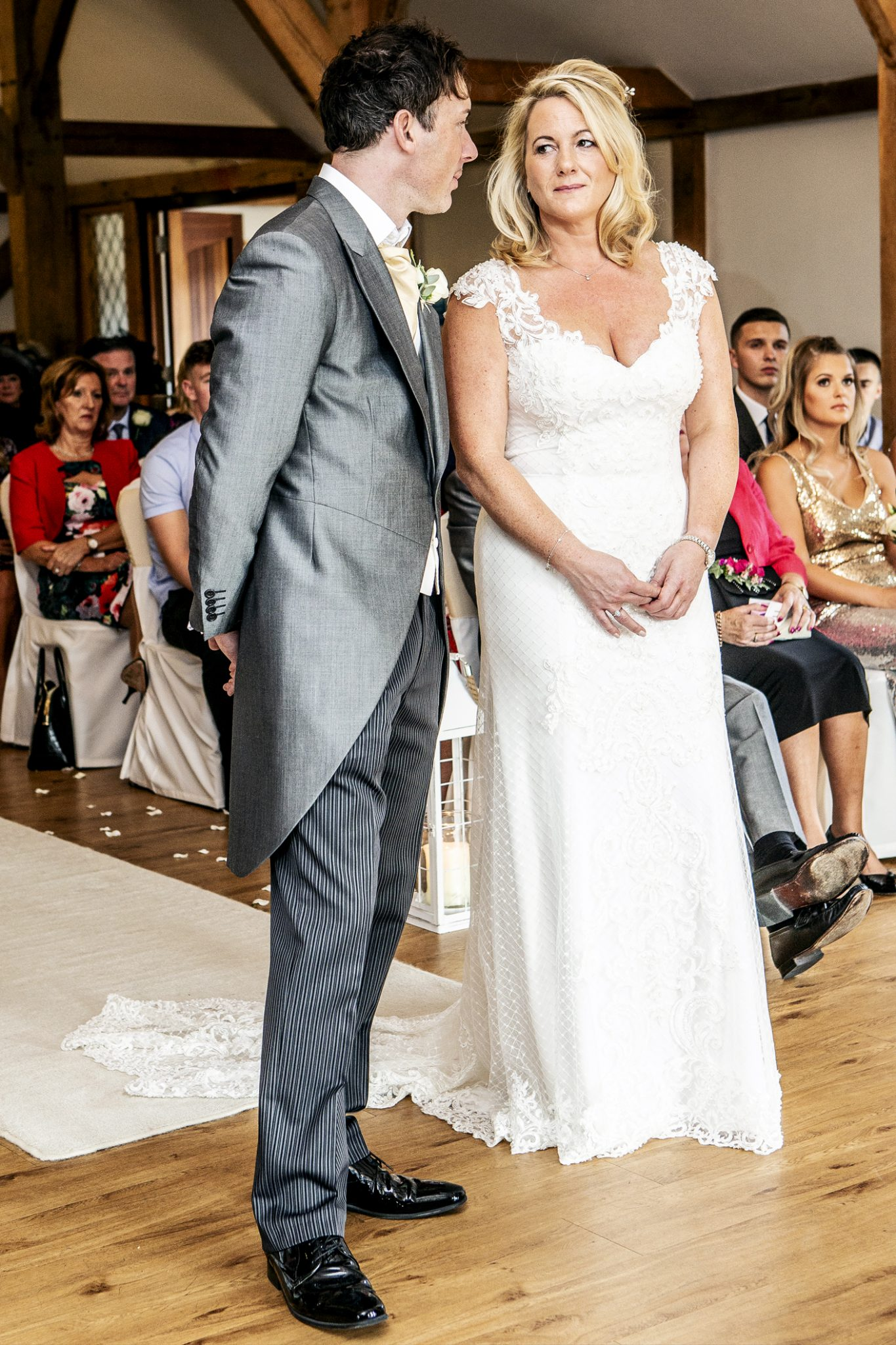 wedding-photography-of-the-bride-and-groom-at-sandhole-oak-barn-in-cheshire