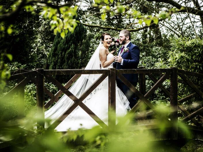 Nunsmere Hall Wedding Photography Cheshire