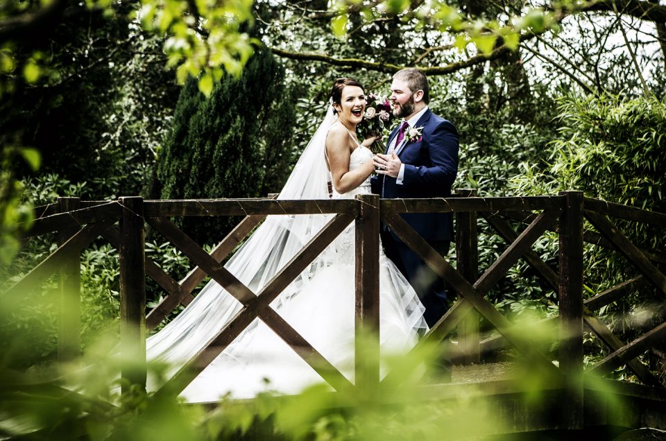 Nunsmere Hall Wedding Photography Cheshire