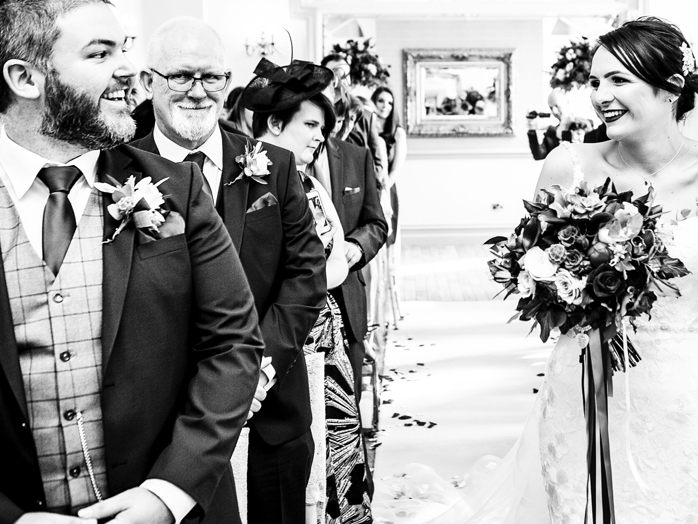 photography-of-the-bride-and-groom-at-the-wedding-ceremony-nunsmere-hall