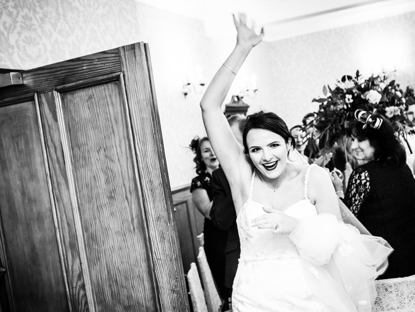 photography-of-the-bride-at-the-wedding-breakfast-nunsmere-hall-cheshire
