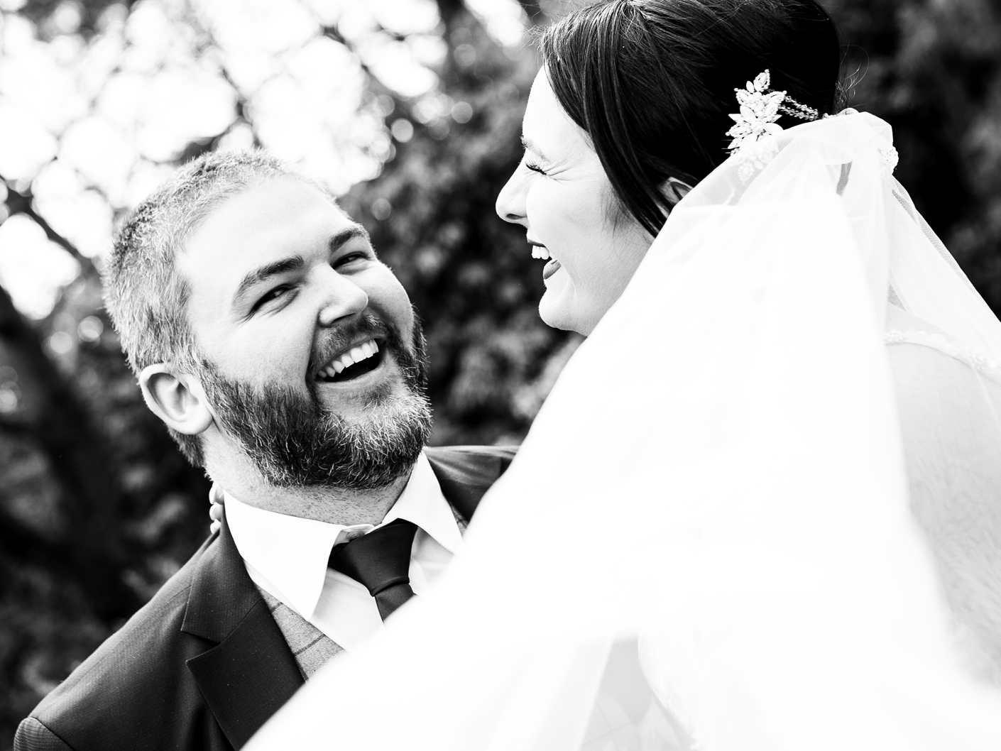 the-bride-and-groom-after-the-wedding-ceremony-at-nunsmere-hall