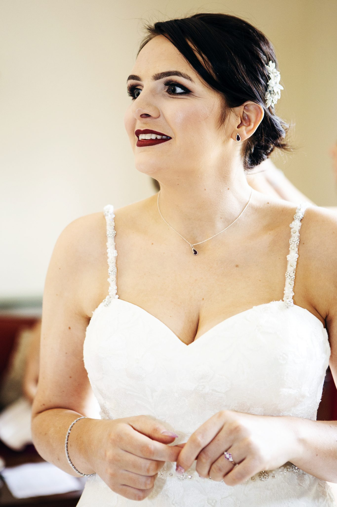 wedding-photography-of-the-bride-at-nunsmere-hall