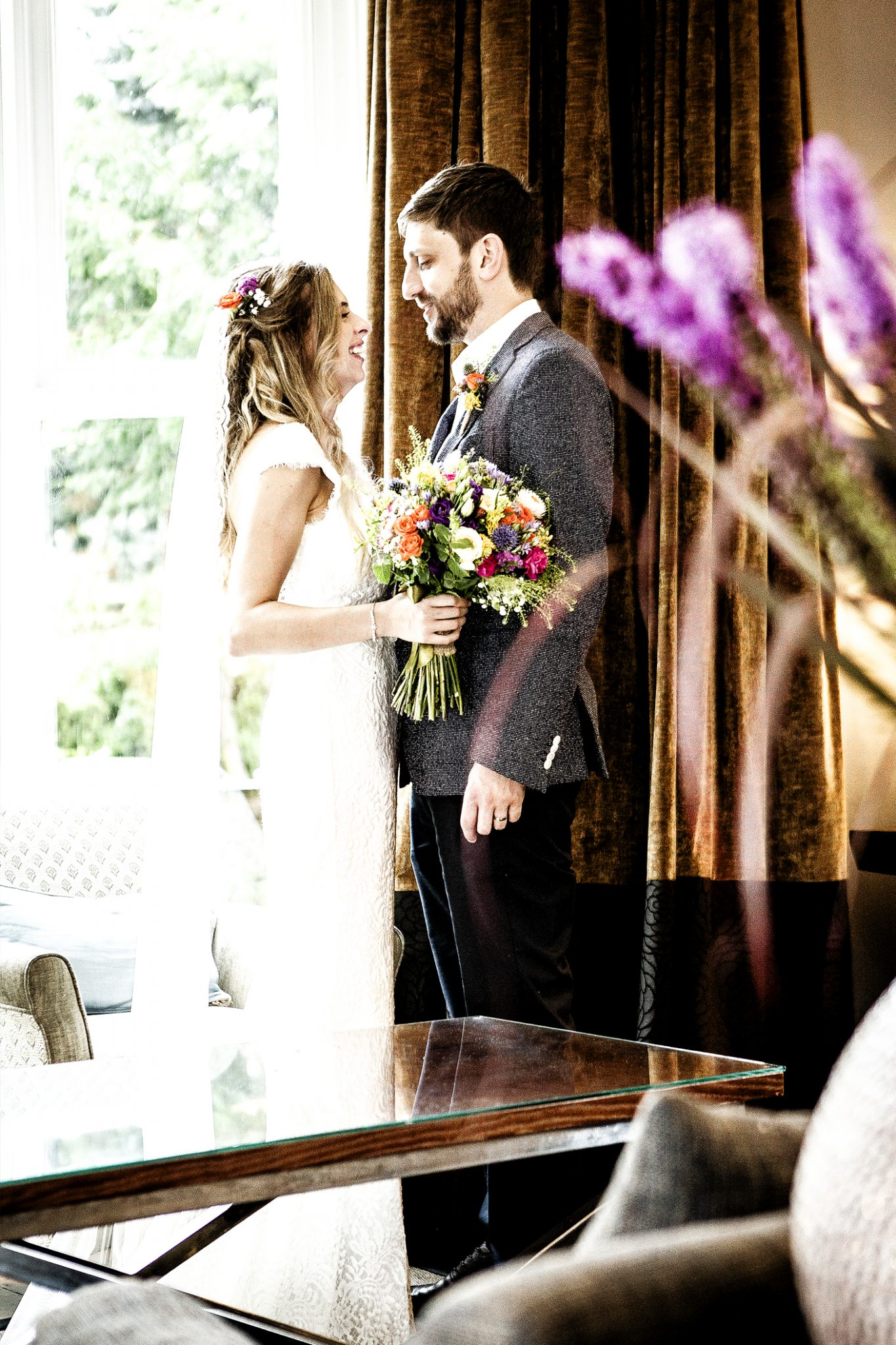 wedding-photography-of-the-bride-and-groom-at-didsbury-house-hotel-manchester