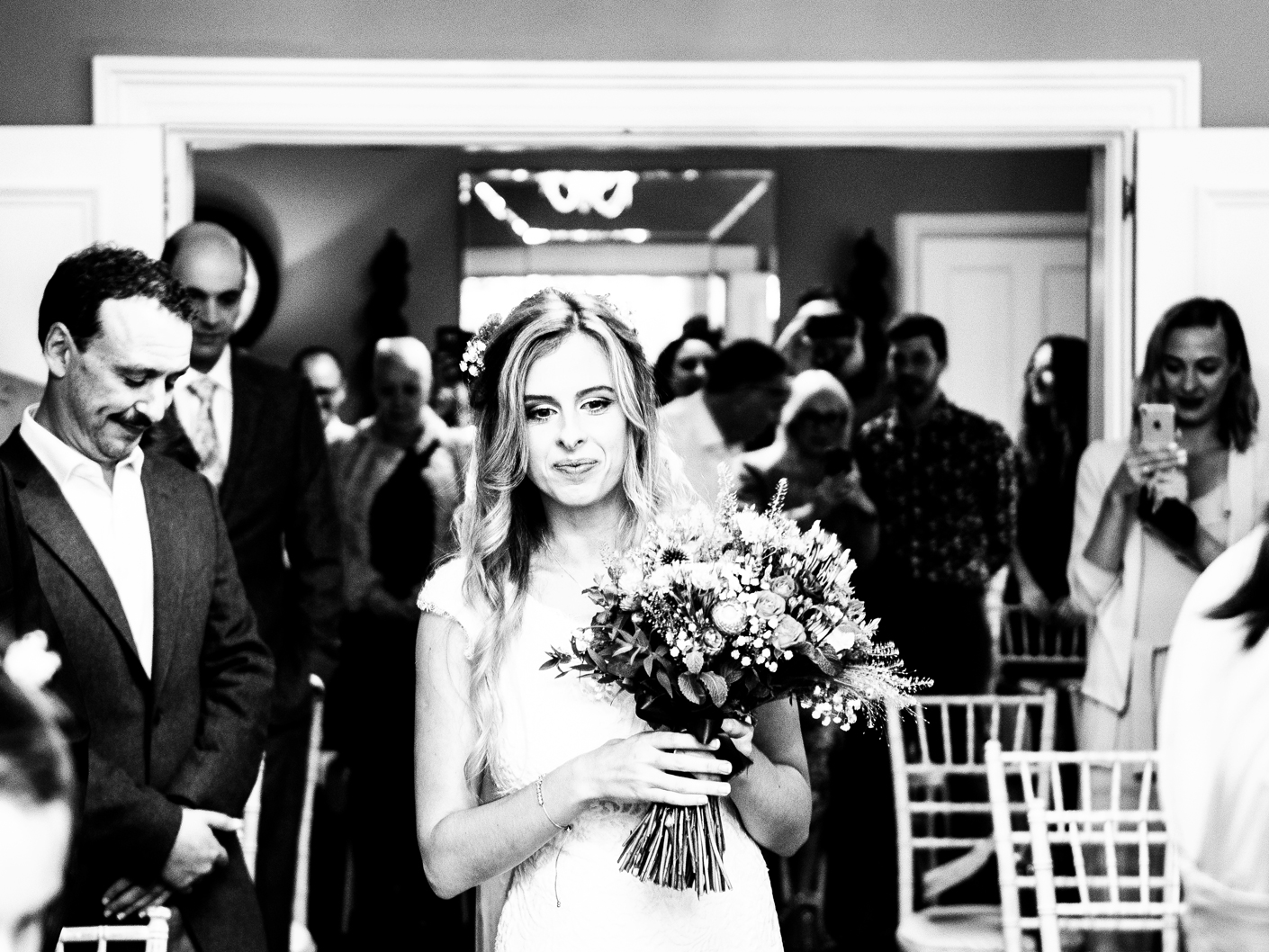 wedding-photography-of-the-bride-at-the-ceremony-in-didsbury-manchester