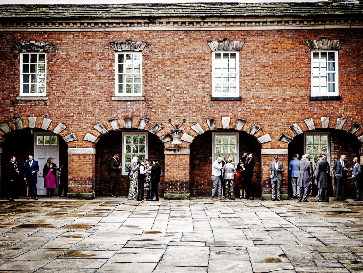 guests-at-adlington-hall-cheshire