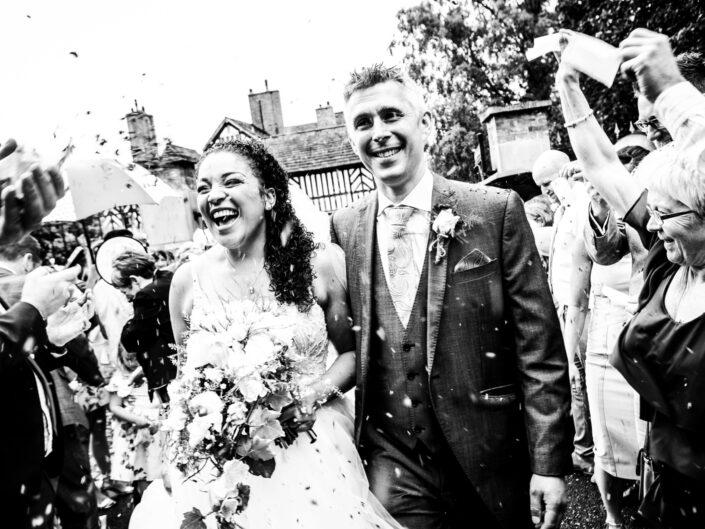 Wedding Photography at Adlington Hall Cheshire