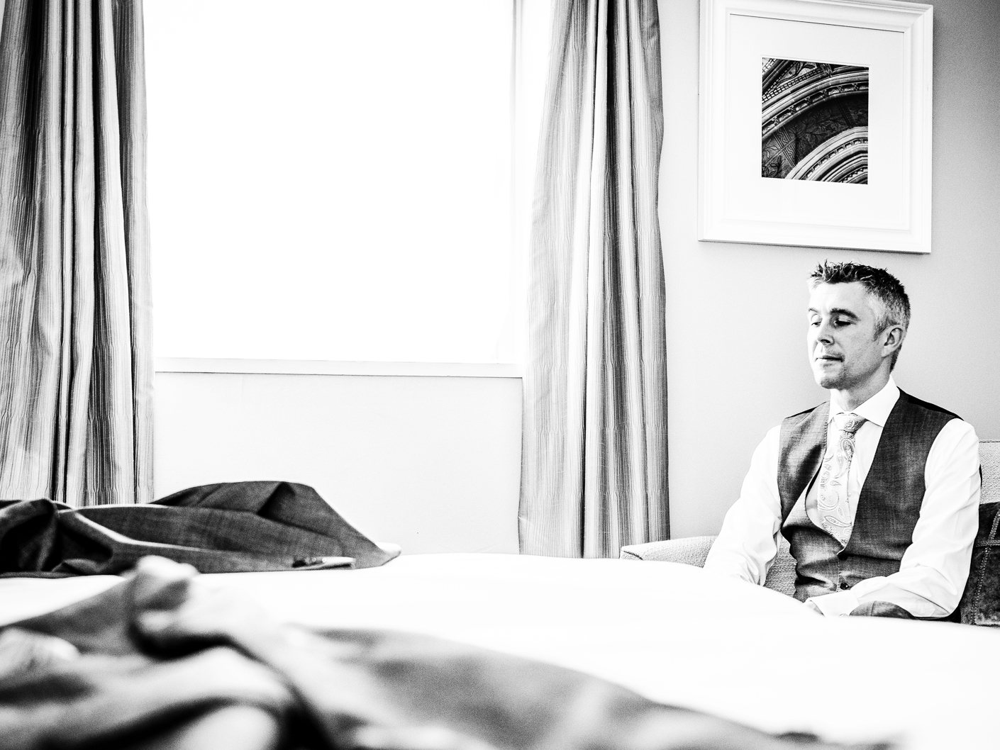 photography-of-the-groom-at-mottram-hall-cheshire