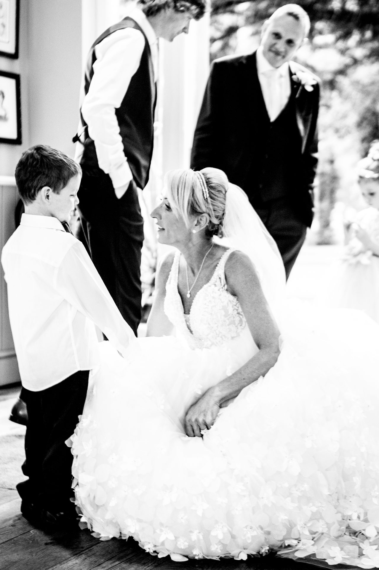 the-bride-and-page-boy-in-wirral-cheshire