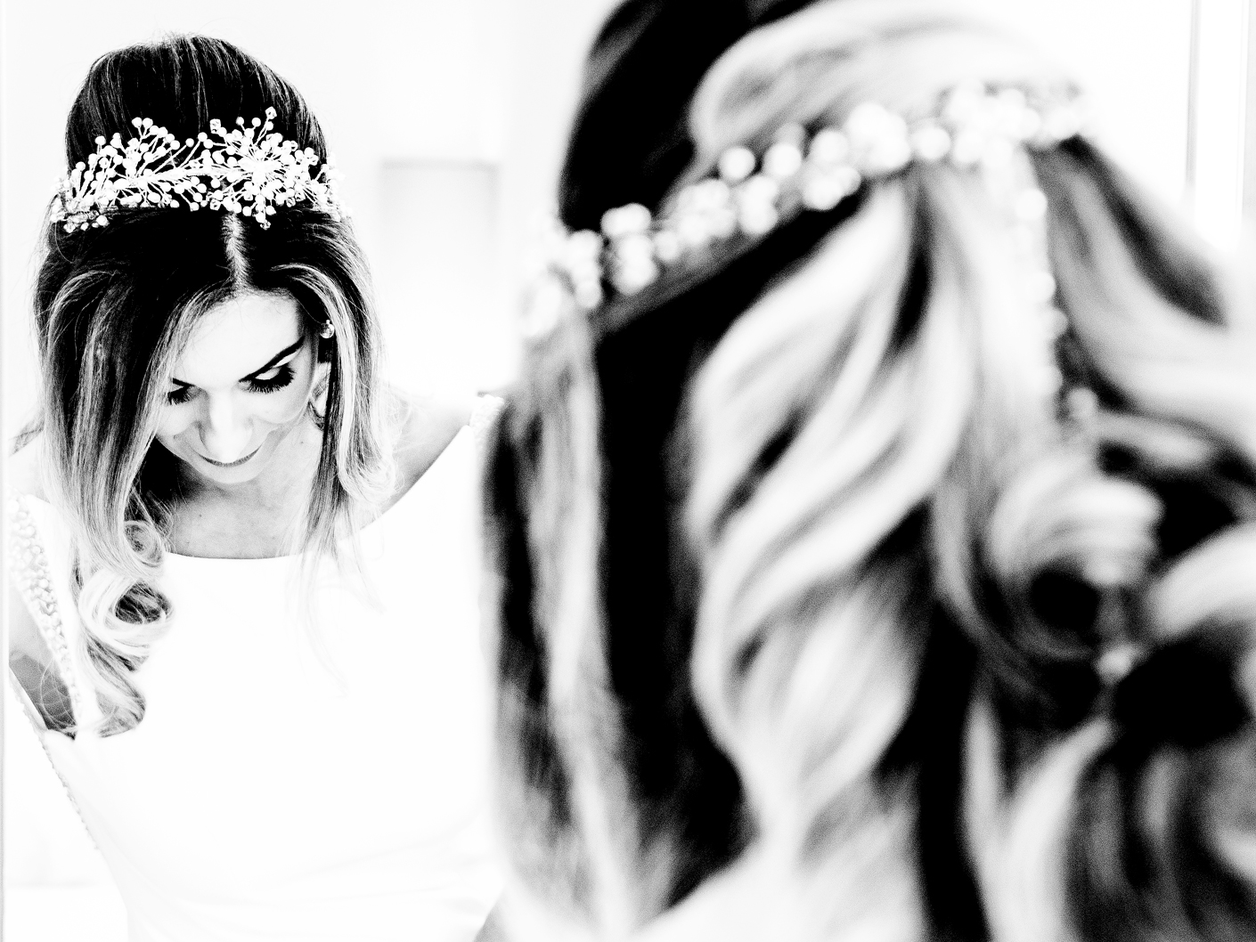 photography-of-the-brides-hair-in-liverpool