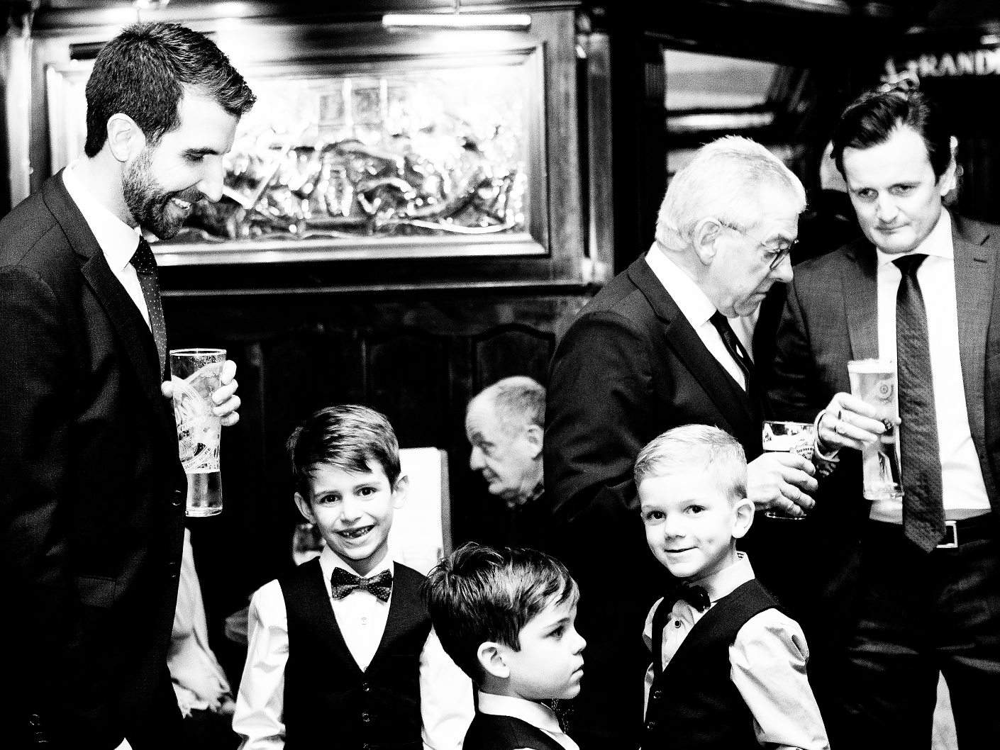 photography-of-the-groom-and-ushers-in-liverpool