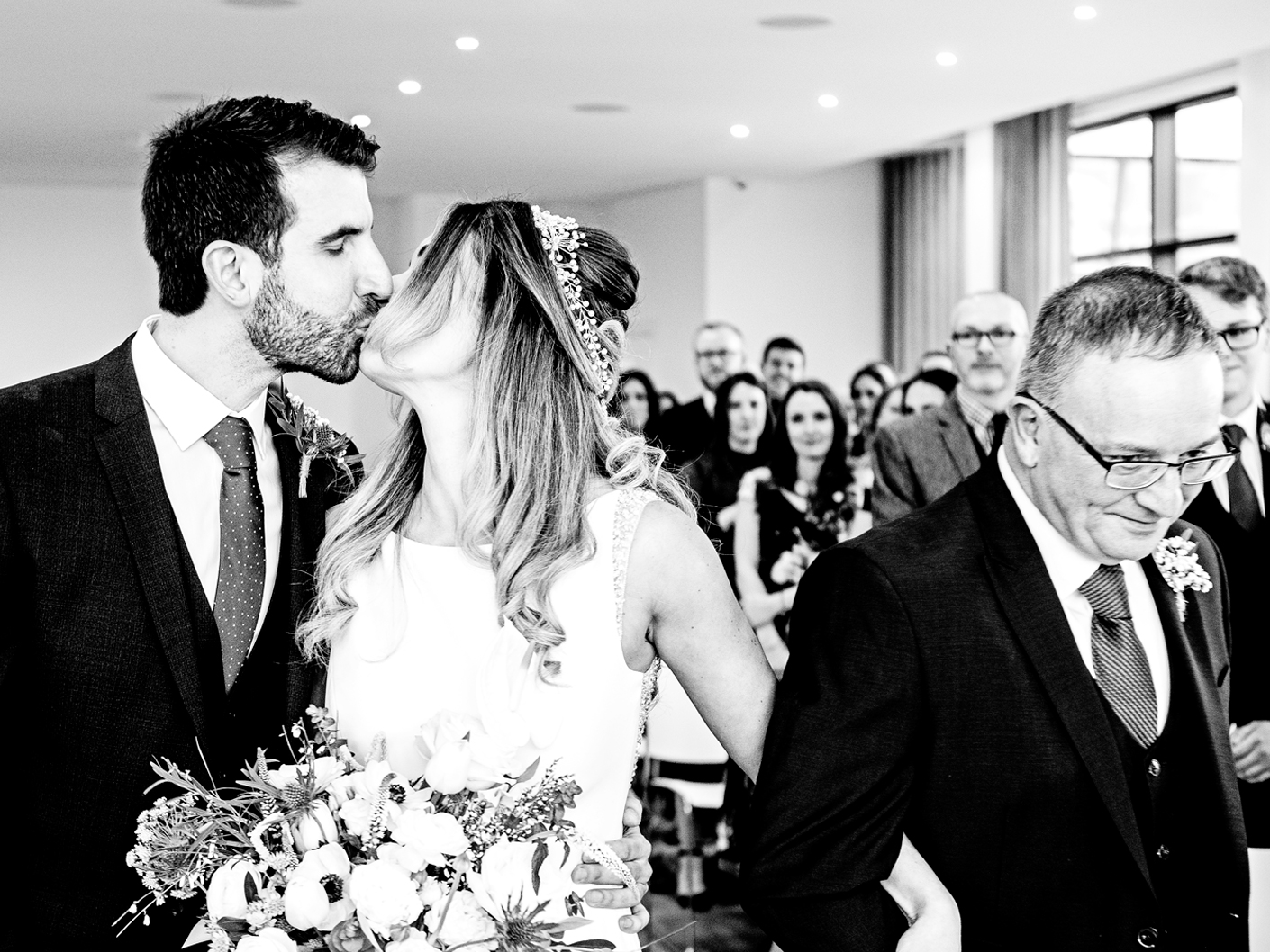 the-bride-and-groom-at-the-wedding-ceremony-in-liverpool